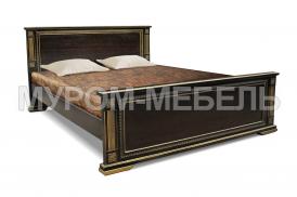 Односпальная кровать Грета из березы