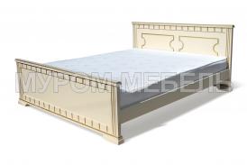 Полутороспальная кровать Бажена