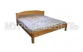 Кровать Бриз c мягкой вставкой