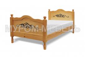Кровать Лама  для дачи