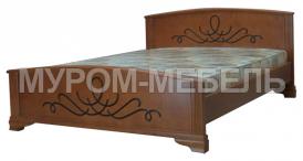Полутороспальная кровать Нова