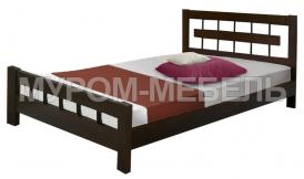 Полутороспальная кровать Сакура