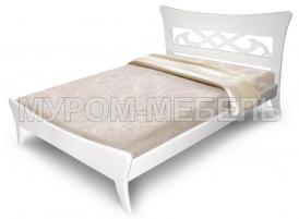 Полутороспальная кровать Сильва