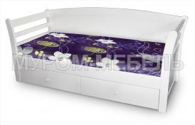 Полутороспальная кровать Верона