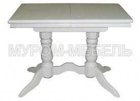 Стол 2 ноги прямоугольный эмаль