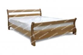 Односпальная кровать Муза из дуба